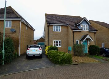 Thumbnail 3 bed detached house for sale in Elizabeth Bonhote Close, Bungay