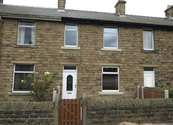 Thumbnail 2 bed terraced house to rent in Barnsley Road, Hoylandswaine, Sheffield