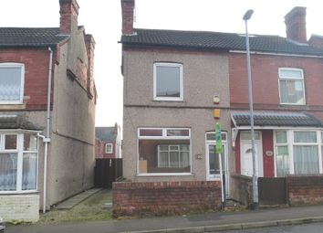 Thumbnail 2 bedroom semi-detached house for sale in Moor Street, Mansfield