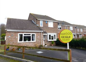 Thumbnail 3 bed semi-detached house for sale in Laburnam Way, Bulwark, Chepstow