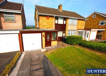 Thumbnail 3 bedroom semi-detached house to rent in Balmoral Road, Stourbridge