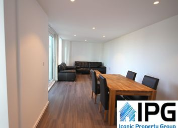 Thumbnail 3 bed flat to rent in Wandsworth Town, London