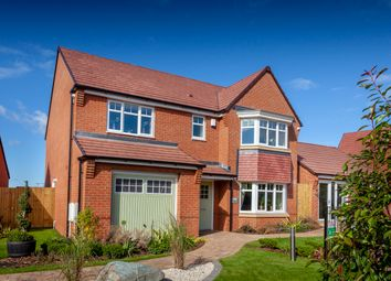 Thumbnail 4 bed detached house for sale in York Road, Telford