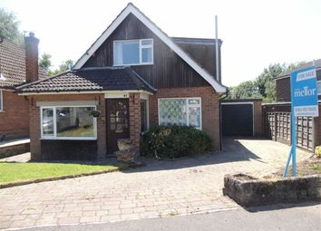 Thumbnail 4 bed detached house for sale in Woodville Drive, Marple, Stockport