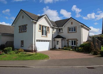 Thumbnail 5 bedroom detached house for sale in Jubilee Park, Peebles