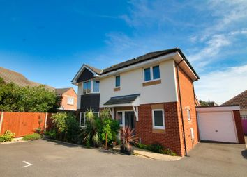 Thumbnail 3 bed detached house for sale in Rosemary Road, Parkstone, Poole