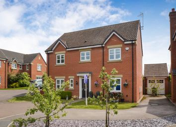 Thumbnail 4 bed detached house for sale in Perkins Close, Barrow Upon Soar, Loughborough