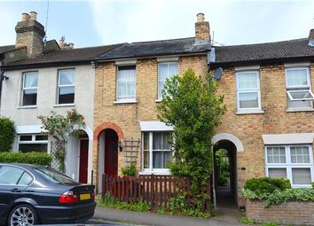 Thumbnail 2 bed terraced house to rent in Greatness Road, Sevenoaks, Kent