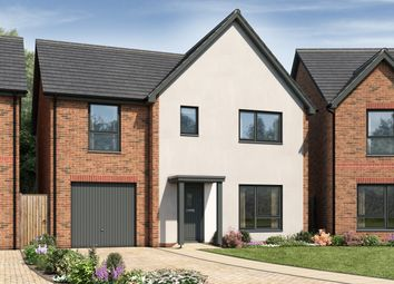 Thumbnail 4 bedroom detached house for sale in 'the Chelmsford' Off Caerleon Road, Dinas Powys