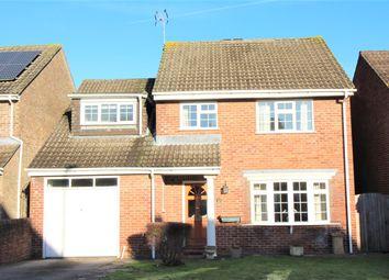 Thumbnail 4 bed detached house for sale in Elizabeth Close, Thornbury, Bristol