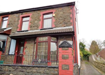 Thumbnail 3 bed end terrace house for sale in Royal Terrace, Tonypandy