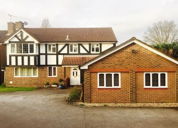 Thumbnail 5 bed detached house to rent in Ullswater Avenue, West End, Southampton