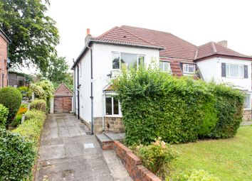 Thumbnail 4 bedroom semi-detached house for sale in Harrogate Road, Leeds, West Yorkshire
