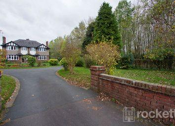 Thumbnail 3 bedroom semi-detached house to rent in Longford Turning, Market Drayton
