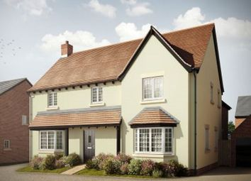 Thumbnail 4 bed detached house for sale in Great Ouse Way, Bedford