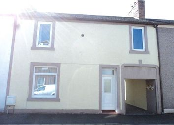 Thumbnail 4 bed terraced house for sale in Ednam Street, Annan, Dumfries And Galloway.