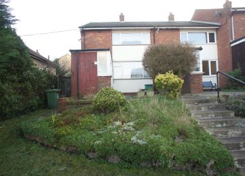 Thumbnail 2 bed end terrace house for sale in Upper Abbey Road, Belvedere
