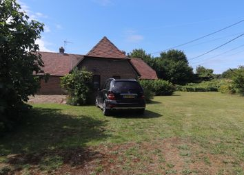 Thumbnail 4 bedroom detached bungalow for sale in Sheepcote Lane, Crockenhill, Orpington, Kent