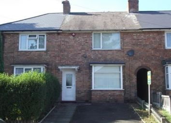 Thumbnail 2 bed terraced house for sale in Tansley Road, Birmingham, West Midlands