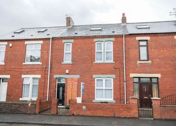 Thumbnail Terraced house for sale in Victoria Road West, Hebburn