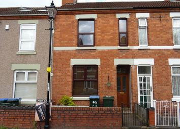 Thumbnail 3 bed terraced house to rent in Northumberland Road, Coventry