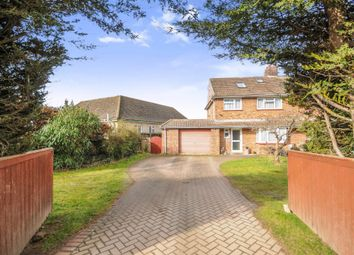 Thumbnail 4 bedroom semi-detached house for sale in The Dip, Newmarket