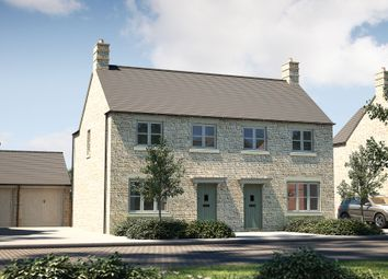 "Thumbnail 3 bed terraced house for sale in ""The Studland"" at Bourton Industrial Park, Bourton-On-The-Water, Cheltenham"