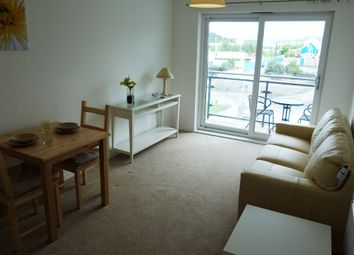 Thumbnail 1 bedroom flat to rent in Phoebe Road, Copper Quarter, Swansea