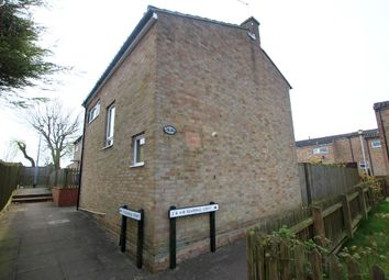 Thumbnail 3 bedroom end terrace house for sale in Blaxhall Court, Haverhill