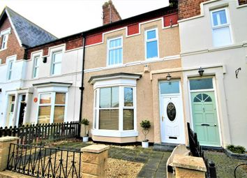 Thumbnail 2 bed terraced house for sale in Queen Anne Terrace, Stockton-On-Tees