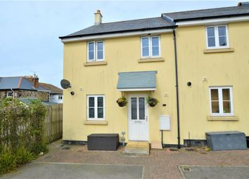 Thumbnail 3 bed end terrace house for sale in Madison Close, Hayle, Cornwall