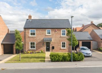 Thumbnail 4 bed detached house for sale in Crabtree Drive, Malton
