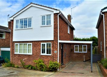 Thumbnail 3 bed detached house for sale in Reedings Road, Barrowby, Grantham