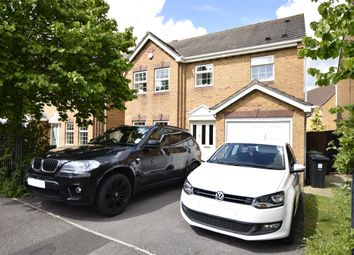 Thumbnail 4 bed detached house to rent in Lutyens Close, Stoke Park, Bristol