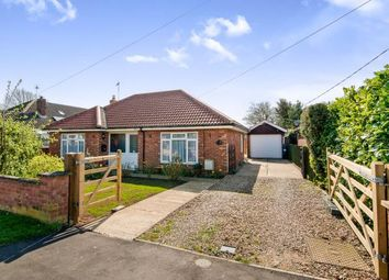 Thumbnail 2 bed bungalow for sale in Watton, Thetford, Norfolk
