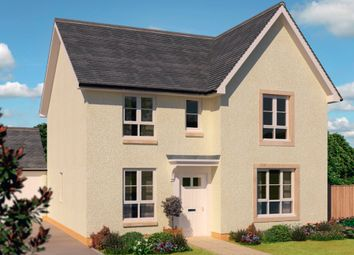 "Thumbnail 4 bed detached house for sale in ""Tantallon"" at Kirkintilloch, Glasgow"