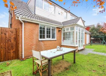 Thumbnail 3 bed detached house for sale in Clarendon Road, Lytham St Annes, Lancashire, England