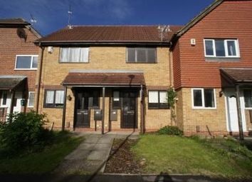 Thumbnail 2 bed terraced house to rent in Saffron Drive, Oakwood