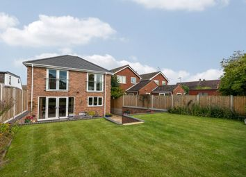 Thumbnail 4 bed detached house for sale in Marston Road, Wheaton Aston, Stafford