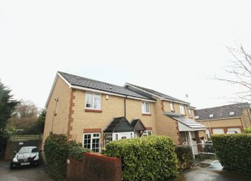 Thumbnail 2 bedroom end terrace house to rent in Collett Close, Hanham, Bristol
