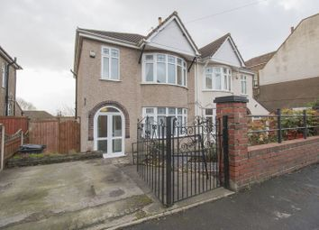 Thumbnail 3 bed semi-detached house for sale in Summerhill Road, St. George, Bristol