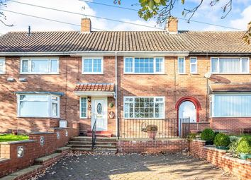 Thumbnail 3 bed terraced house for sale in Chiltern Gardens, Gateshead
