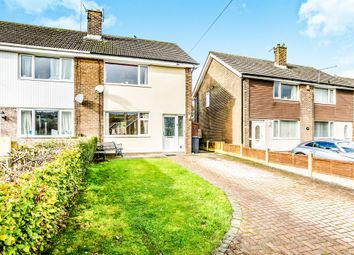 Thumbnail 3 bed end terrace house for sale in Greave House Drive, Luddendenfoot, Halifax