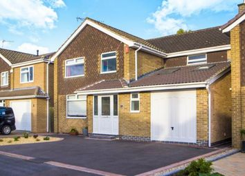 Thumbnail 4 bed detached house for sale in Holly Avenue, Breaston, Derby