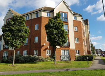 Thumbnail 2 bed flat to rent in Ganymede Close, Ipswich