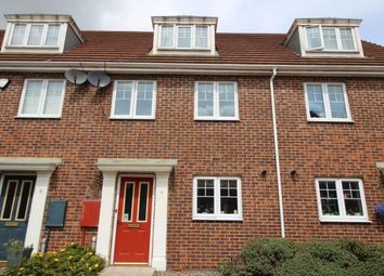 Thumbnail 3 bed terraced house to rent in Ambergate Way, Newcastle Upon Tyne