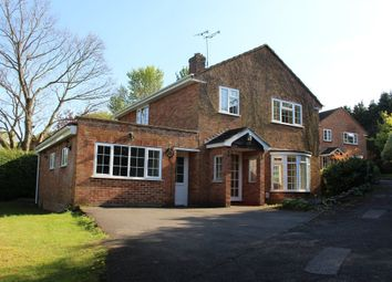 Thumbnail 3 bedroom detached house for sale in Edwards Hill, Lambourn, Hungerford