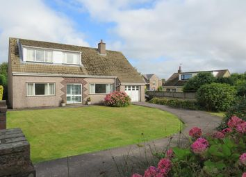 Thumbnail 3 bed detached bungalow for sale in Churchill Drive, Moresby Parks, Whitehaven