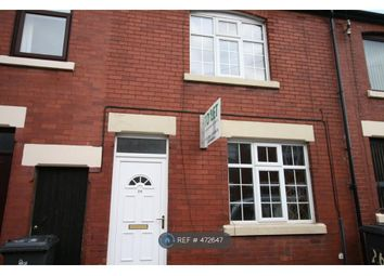 Thumbnail 2 bed terraced house to rent in Bucklands Avenue, Preston