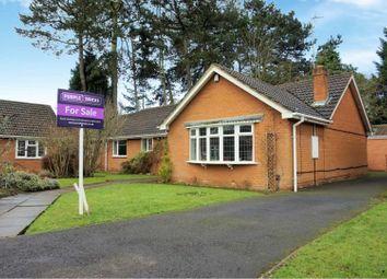 Thumbnail 4 bed detached bungalow for sale in Saxon Court, Tettenhall, Wolverhampton
